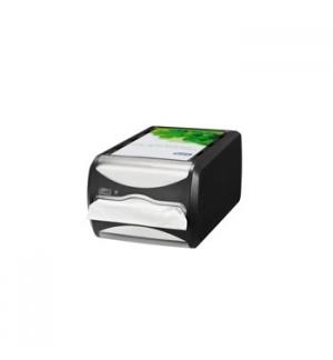 Dispensador p/400 Guardanapos TORK (N4) Cor Preto
