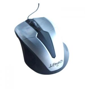 Rato Optico USB Sky Silver