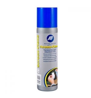 Limpeza Ecrans (AF Screen-Clene) - Antiestatico (Spray 250m)