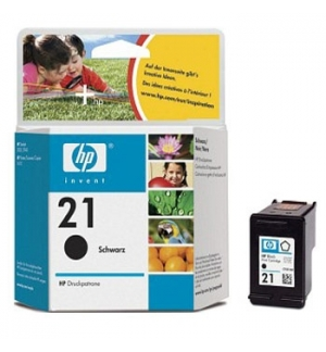 Tinteiro PSC1410 DeskJet 3900/3920/3940 (C9351A) Nº21 Preto
