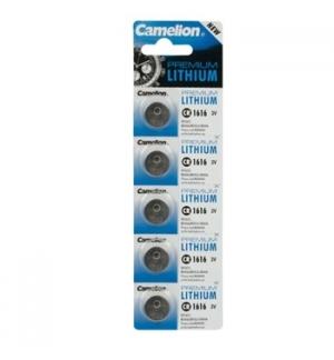 Pilha Lithium CR1616 3,0V 55mAh 5un/blister