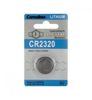 Pilha Lithium CR2320 3,0V 135mAh 1un/blister