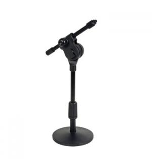 Suporte Microfone Mesa Preto
