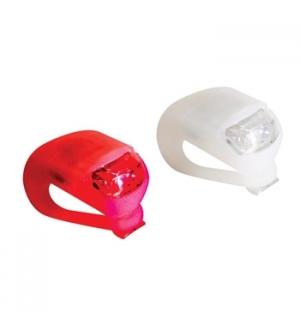 Luzes Bicicleta LED Easy Fit 2un