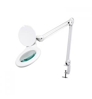 Candeeiro com lente de  5 dioptrias - LED 4W cor branca