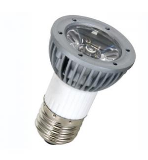 Lampada LED 3W branco neutro (3900-4500K) - 230V - E27