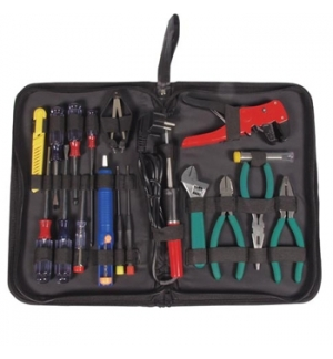 Kit de ferramentas de multiusos c/18 peças