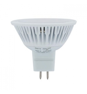 Lampada LED 5,5W MR16 230V 6400K