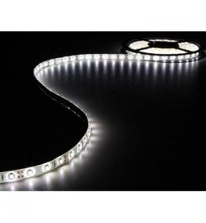 Fita LED flexível branco frio 300 LEDs 12vdc 5m