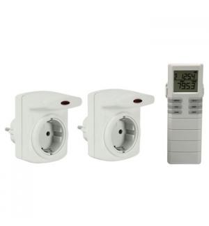 Medidor Energia Wireless 230V/16A Controlo dos Custos