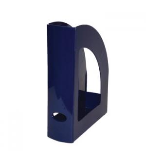 Porta Revistas 320x250x80mm Plastico Opaco Azul