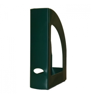 Porta Revistas 320x250x80mm Plastico Opaco Verde