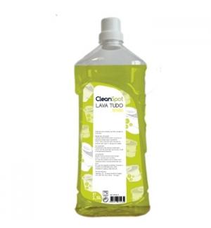 Detergente Lava Tudo Limão Cleanspot (1,5 Litros)