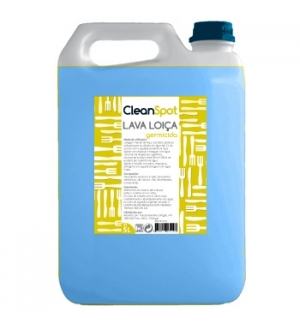 Detergente Manual Loiça Germicida Cleanspot 5 Litros