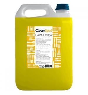 Detergente Manual Loiça Limao Cleanspot (5 Litros)
