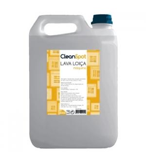 Detergente Máquina Loiça Líquido Cleanspot 5L