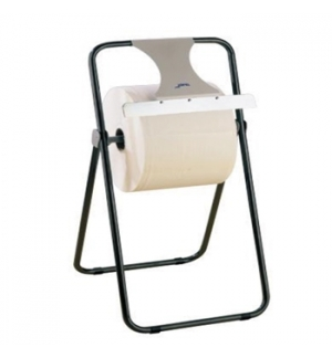 Suporte P/Rolo Papel Industrial Tripe para Chao 220mm