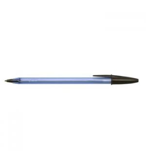 Esferografica Ball Point BIC Cristal Soft Preto Cx 50un