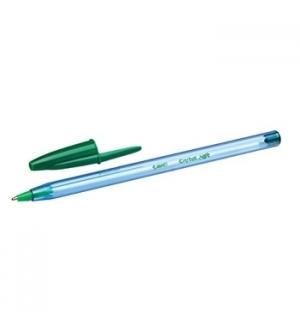 Esferografica Ball Point BIC Cristal Soft verde Cx 50un