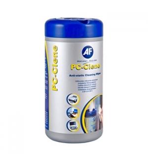 Limpeza Geral (AF PC-Clene) - Lencos Impregnados (Tubo 100u)