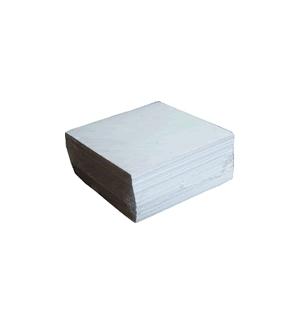 Bloco Papel Recarga 95x90x40mm Memo Cubos Branco (10467)