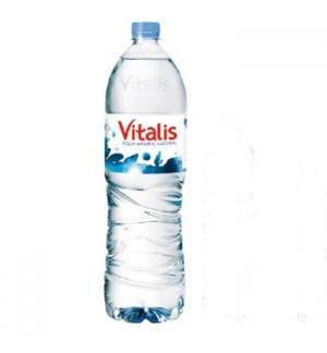 Água Mineral Vitalis 1,5L Pack 12