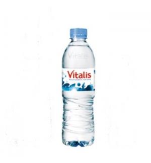 Agua Mineral Vitalis 0,5lts (Pack24)
