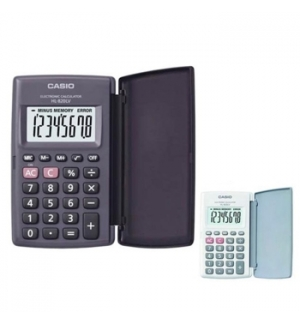 Calculadora de Bolso Casio HL820LV 8 Digitos