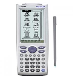 Calculadora Casio ClassPad 300
