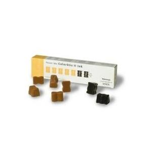 Phaser 860 Color Stick Amarelo 5un+2un Preto