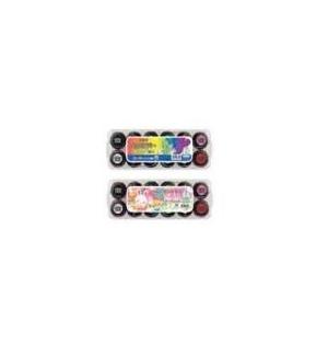 Guache Poster Color 15cc Frascos 12 Cores