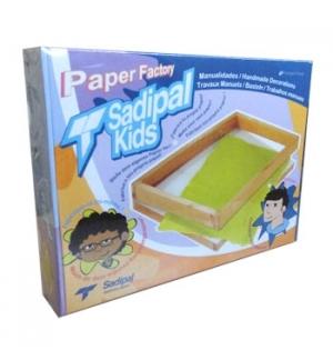 Kit Montagem Cartão Sadipal Kids Paper Factory