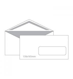 Envelopes Packing List C/Janela 165x130 cx100un