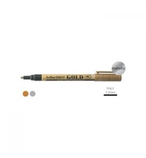 Marcador Pintura Artline EK990 1,2mm Ouro
