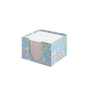Memo Cube Marimekko 400 Folhas Azul