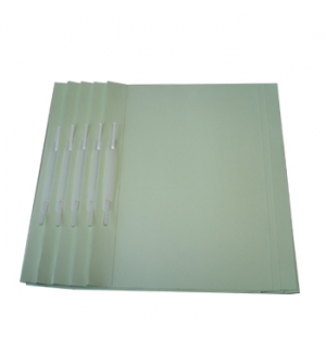 Classificadores Comerciais 250gr c/Ferragem/Aba Verde Pack10
