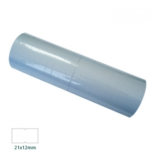 Etiquetas 21x12mm Rolo Cx 10 Rolos x 1000 etiquetas (KF04235