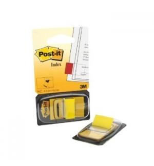 Post-it Index 1 Polegada Amarelo - 1un