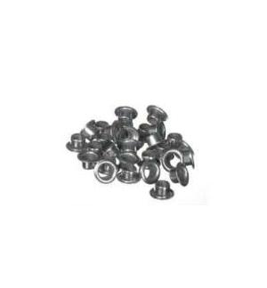 Rebites Metal p/Perfurador Skreba Skre Perfo L+N Pack 100un