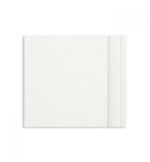 Placa K-Line Branco 3mm A4 Pack 40un