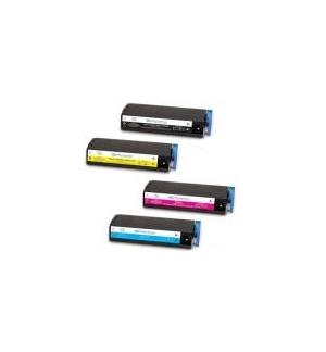 Kit 4 Toners LD C7100/C7300/C7350/C7500/7550/7200/7400 CMYK