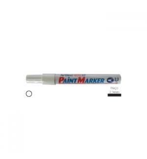 Marcador Perm. Grosso 2,3mm Opaco Artline EK400XF70 Branco