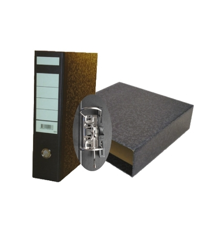 Pasta Arquivo+Cx Fixa L80 310x290 Marmor Preto-1un