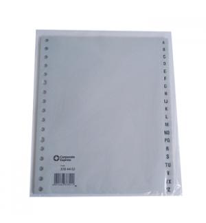 Separadores Plastico Indice A5 - (de A a Z)