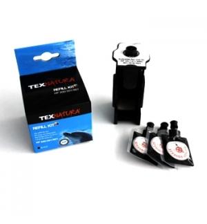 Refill Kit Compatível HP 300 / 301 / 901 Preto