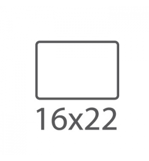 Etiquetas 16x22mm Apli 1639 10 Folhas A5 420un