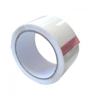 Fita Adesiva PPL Branco 50mmx66mts- 1unid