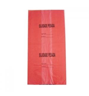 Sacos Lixo Plástico 100/120Litros p/Resíduos Tóxi -10kg