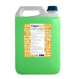 Detergente Manual Loiça Concentrado Cleanspot (5 Litros)
