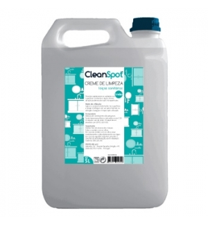 Creme Limpeza Loiças Sanitárias Cleanspot  5L